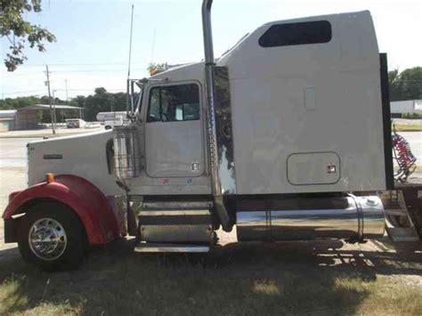 w900l kenworth trucks kenworth w900l 2000 sleeper semi trucks