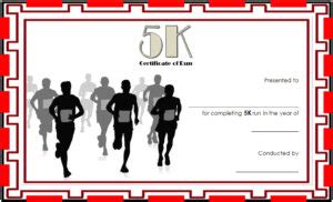 race certificate templates    choices