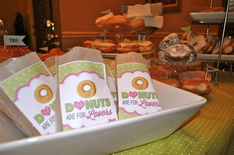 46 best donut party ideas images on top 10 tuesdays diy treat stations your wedding