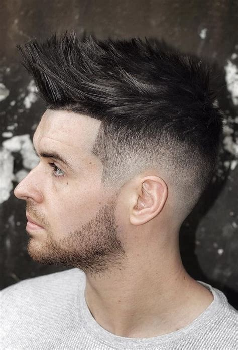 exquisite spiky hairstyles leading ideas