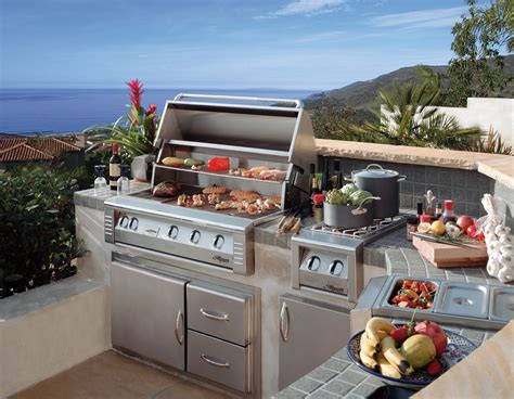 Backyard Grill Bbq by Barbecue Islands Las Vegas Outdoor Kitchen