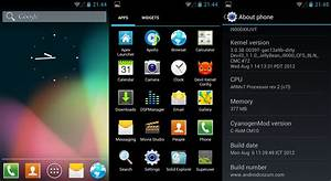 Galaxy S Jelly Bean ROMs Update: Install C-RoM with TW5 ...