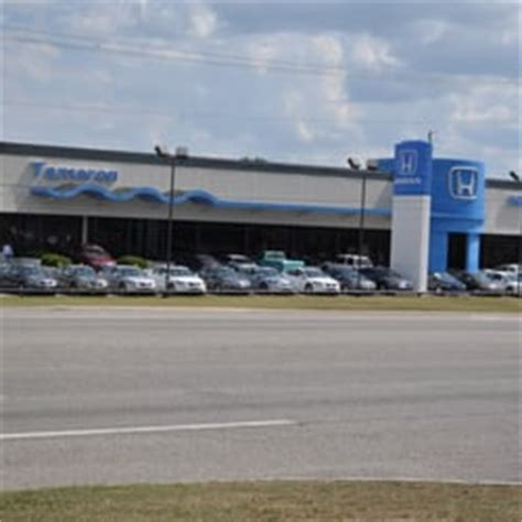 tameron honda  reviews auto repair  montgomery