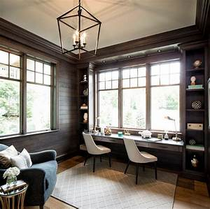 Best ideas about rustic home offices on
