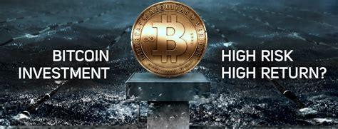 Bitcoin risks versus bitcoin reward? Bitcoin Investing - Bitcoin & Crypto Trading Blog - CEX.IO