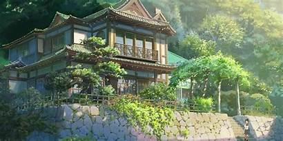 Kimi Wa Anime Artist 1080p Backgrounds Scenery