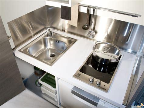 piani cottura lineari idee una mini cucina per arredare una piccola casa
