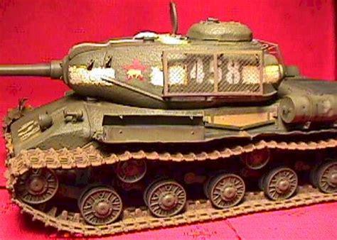 Js-2m Chkz Russian Tank