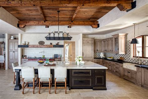 16 charming mediterranean kitchen designs that will mesmerize you
