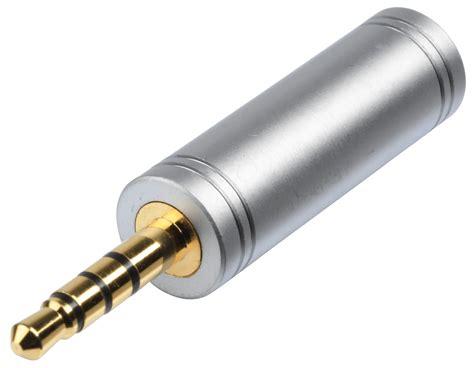 3 5mm klinkenbuchse pc adap 3 5 klinkenbuchse auf stecker 3 5 mm stereo 4 pol bei reichelt elektronik