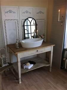 Waschtisch Für Aufsatzwaschbecken Aus Holz : antike waschtische funktionst chtig aufgearbeitet land ~ Michelbontemps.com Haus und Dekorationen