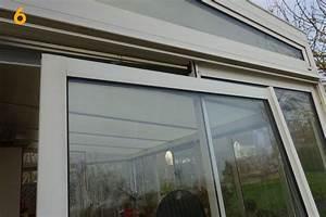 Demonter porte coulissante veranda for Porte fenetre coulissante pour veranda