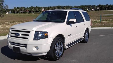 ford expedition limited  sale amazing condition