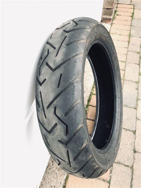 sale pirelli scorpion trail ii rear tyre sold