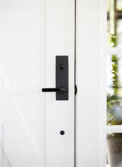 modern farmhouse doorknob front door handles