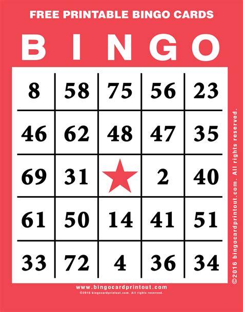 bingo generator