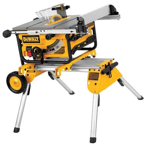 dewalt table saw dewalt dw745rs dewalt table saw with rolling legstand