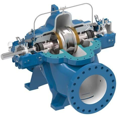 xc single stage double suction centrifugal pumps xylem  xylem thailand