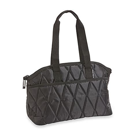 quilted lunch bag quilted lunch bag bed bath beyond