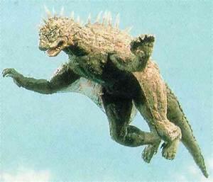 Godzilla vs Hedora (1971)