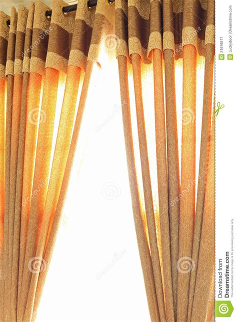 open curtain royalty free stock photography image 21676577