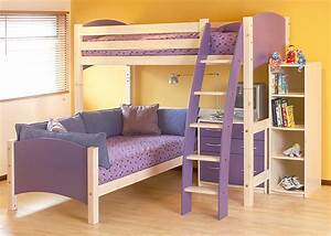 Bunk Beds With Futon Ikea