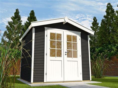 Gartenhaus Holz Satteldach by Gartenhaus Holz Satteldach