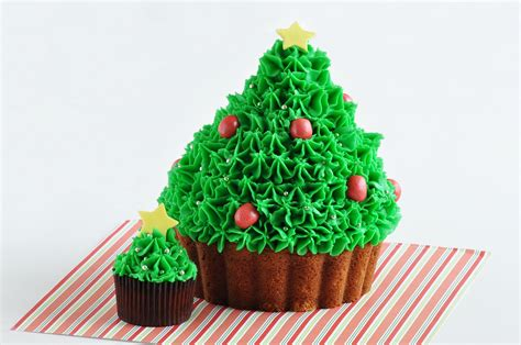 creative christmas cup cakes home designing