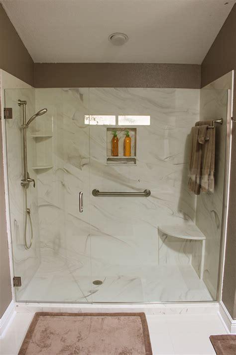 Complete Bathroom Remodel  Jettastone Solid Surface