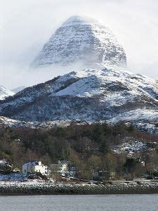 suilven feature page  undiscovered scotland