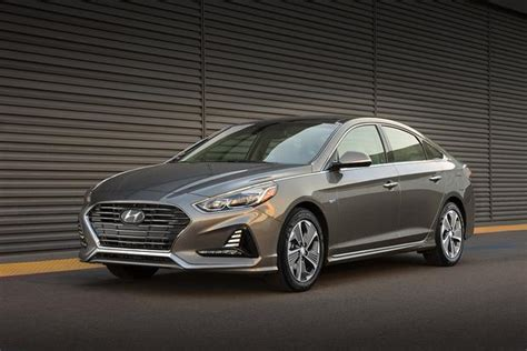 2019 Hyundai Sonata Hybrid And Plugin Hybrid Chicago