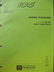 Peugeot 106 Wiring Diagram Manual 807 96
