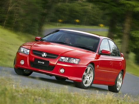holden commodore sv pictures specifications