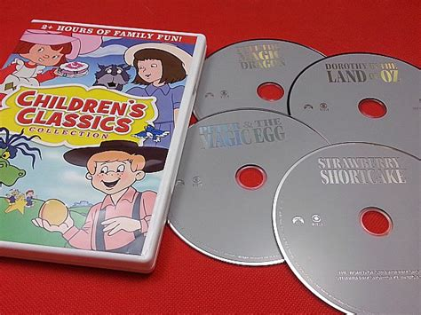 Children's Classics Dvd Collection