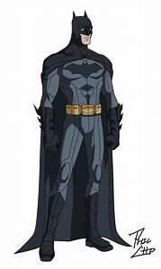 Batman: Bruce Wayne by phil-cho on DeviantArt