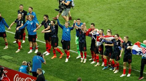 Croatia Lowest Ranked Team History Reach World Cup