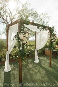 wedding arbor ideas 25 best ideas about rustic wedding arches on