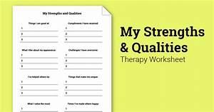 Positive Thinking Worksheets