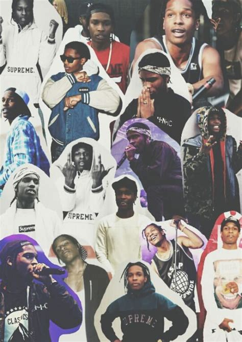Aesthetic Asap Rocky Wallpaper Iphone by Collages And H T Search Results For Asap Rocky