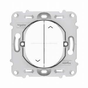 Interrupteur Volet Roulant : interrupteur volet roulant schneider electric ovalis sans ~ Melissatoandfro.com Idées de Décoration