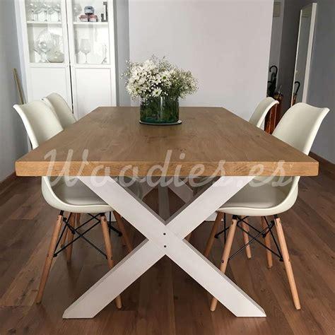mesa de comedor cottage muebles rusticos  medida