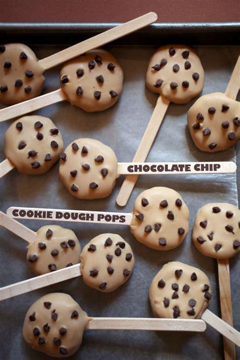 chocolate chip cookie dough truffles bakerellacom