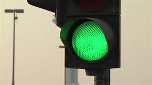 Traffic Signals  Uae  Cu View Stock Footage Video  100