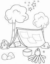 Tent Coloring Circus Pages Printable Getcolorings Program Getdrawings Children sketch template