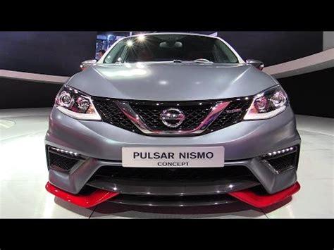 Boat Salon Definition by 2015 Nissan Pulsar Nismo Concept Exterior Walkaround