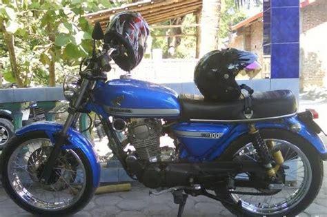 Motor Cb Clasik by Dijual Motor Honda Cb 100 Yogyakarta Classic And