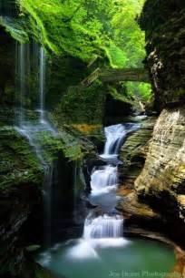 New York Finger Lakes Watkins Glen State Park