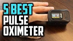 Top 5 Pulse Oximeter In 2019
