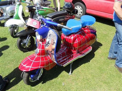 the world s top 10 best modified vespa scooters jackalfnath
