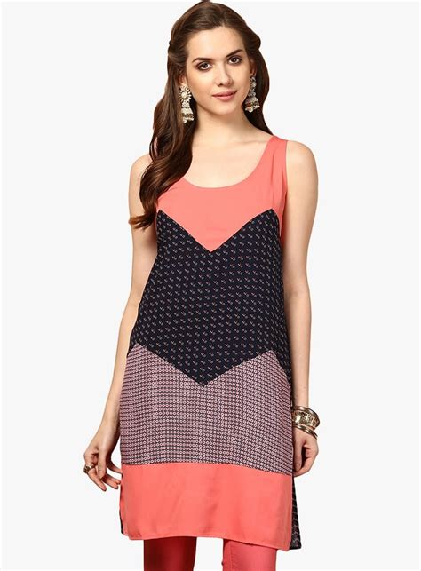 Boat Neck Kurti Patterns by 16 Top Selling Kurtis Below Rs 500 You Can T